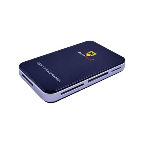 MICROPACK Memory Card Reader USB 3.0 [MCR-36] - Memory Card Reader External
